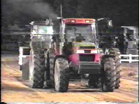 35,000LB FARM STOCK TRACTORS CROCKET MILLS,  TN (VIDEO COURTESY OF BRANDON KARCHER).mpg