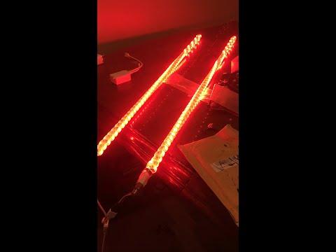 DIY Homemade LED Whips