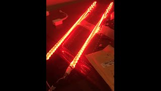 DIY Homemade LED Whips