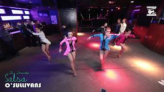 EXTRACT OF ALEGRIA DC LONG DANCE SHOW @ SALSA O'SULLI