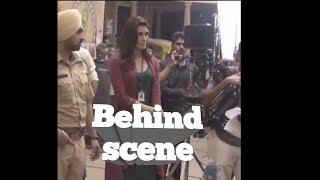 How to make arjun patiala movie diljit behind scene shooting time movie kriti sainon