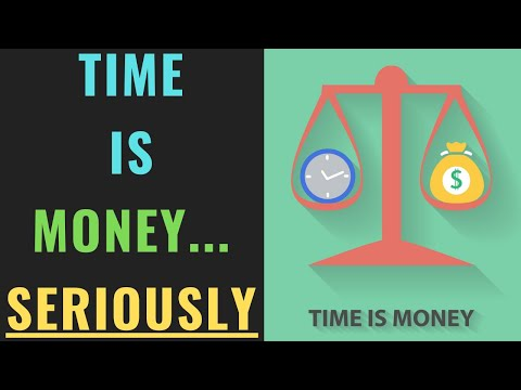 Time Is Money... Seriously | Your Money or Your Life & The REAL Hourly Wage