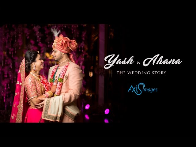 Yash + Ahana ● Cinematic Marwari Wedding Video Highlights ● Kolkata ● Axis Images ● QboxVisuals