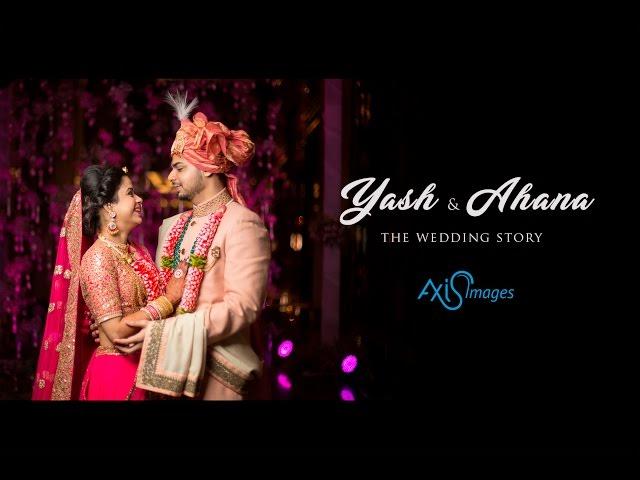 Yash + Ahana ● Cinematic Marwari Wedding Video Highlights ● Kolkata ● Axis Images ● QboxVisuals