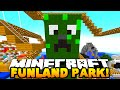Minecraft FUN LAND PVP 3 vs 3 Battle w PrestonPlayz, BajanCanadian PeteZahHutt