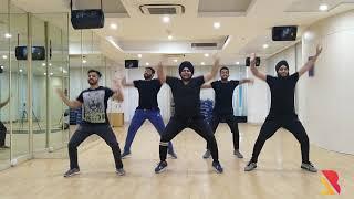 Palle Sade Kakh Na Reha - Kuldeep Manak   Bhangra Dance Steps & Tutorials   Learn Bhangra