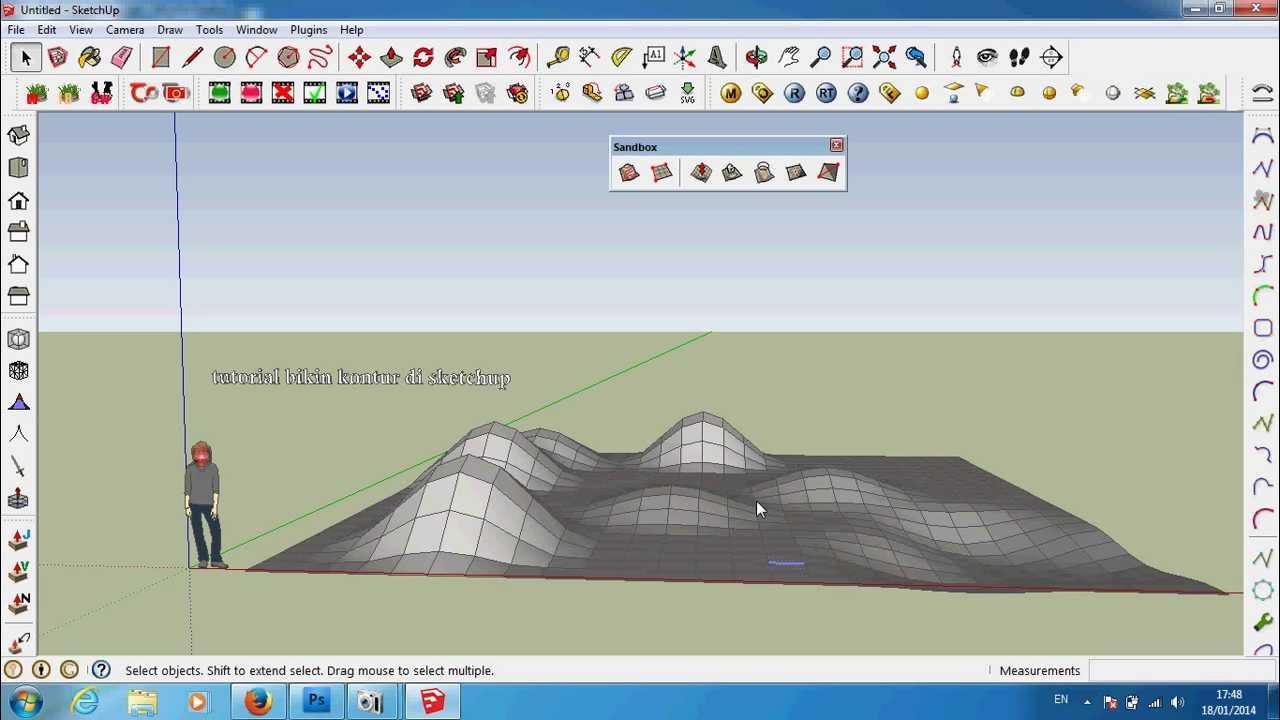 Download Tutorial Lengkap Sketch Up Bahasa Indonesia