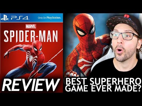 Spider-Man PS4 Review - BUY IT DAY ONE? - JKB - 동영상