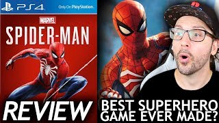 Spider-Man PS4 Review | BUY IT DAY ONE? | JKB