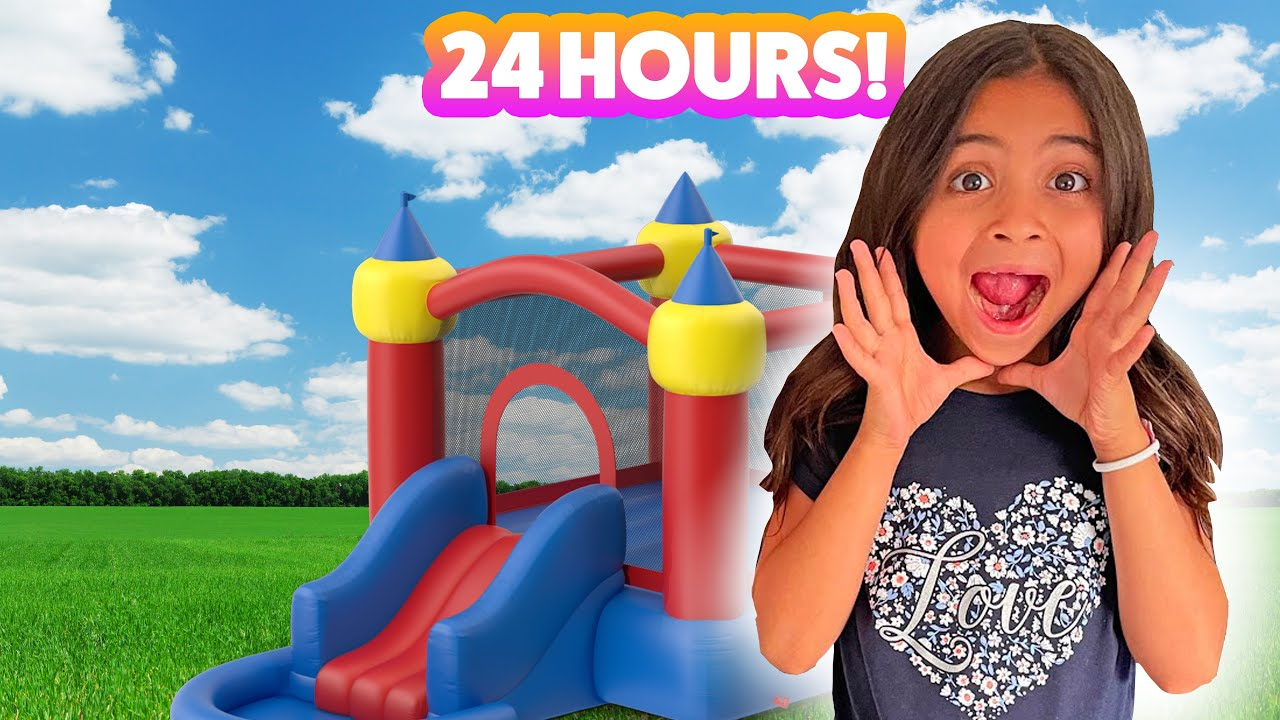 LAST PERSON TO STOP BOUNCING WINS MYSTERY PRIZE!!!