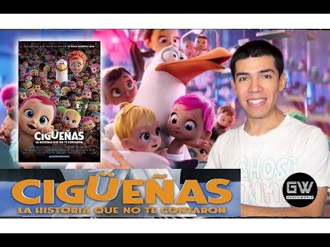 Cigüeñas (Crítica/Review)