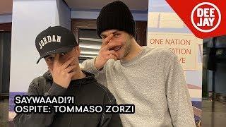 Tommaso Zorzi - Dichiarazione shock in diretta | #SayWaaad!?!