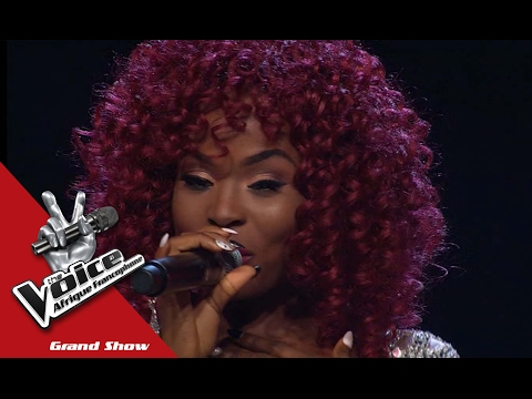 Marie Love 'Fallin'  Alicia Keys - Finale | The Voice Afrique francophone 2016