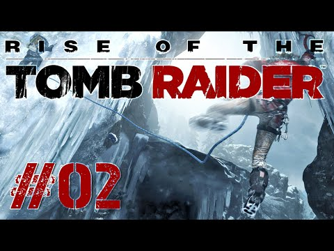 Rise of the Tomb Raider #2 - Syria