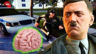 Der Führer dreht durch ich muss die Polizei rufen !!!