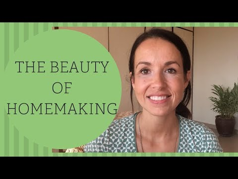 The Stay At Home Missionary|| The Beauty of Homemaking