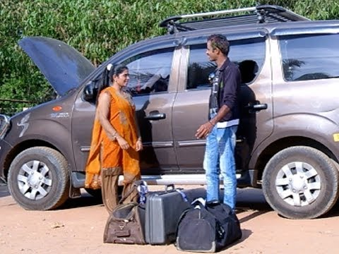 Flight...Flight...Flight | Chitra and Kuruvi comedy I Azhagi