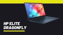 Das HP Elite Dragonfly Notebook macht das Arbeiten leichter #Werbung