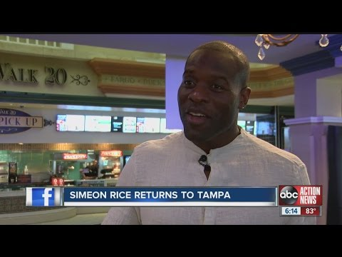 Simeon Rice to premiere film in St. Pete