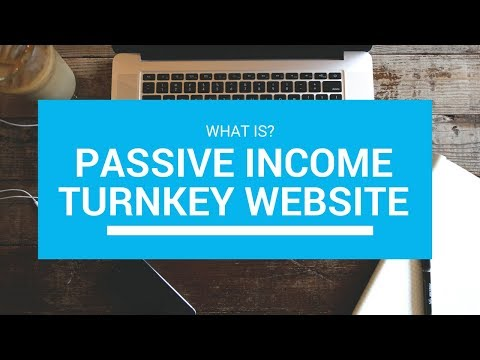 Passive Income Websites - What Site To Start?