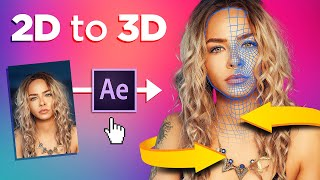 Make your photos MOVE in 3D! After Effects & VoluMax Tutorial