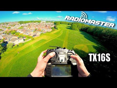 Radiomaster TX16S - Flight - Overview - Setup