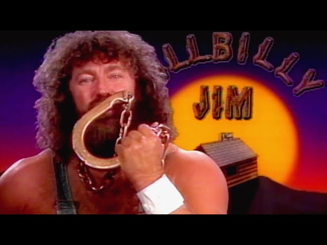 Hillbilly Jim joins the WWE Hall of Fame Class of 2018