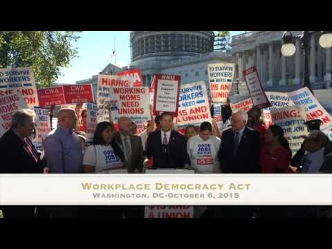 Workplace Democracy Act