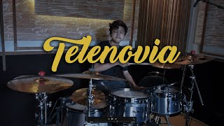 Reality Club - Telenovia | Arya Drum Cover