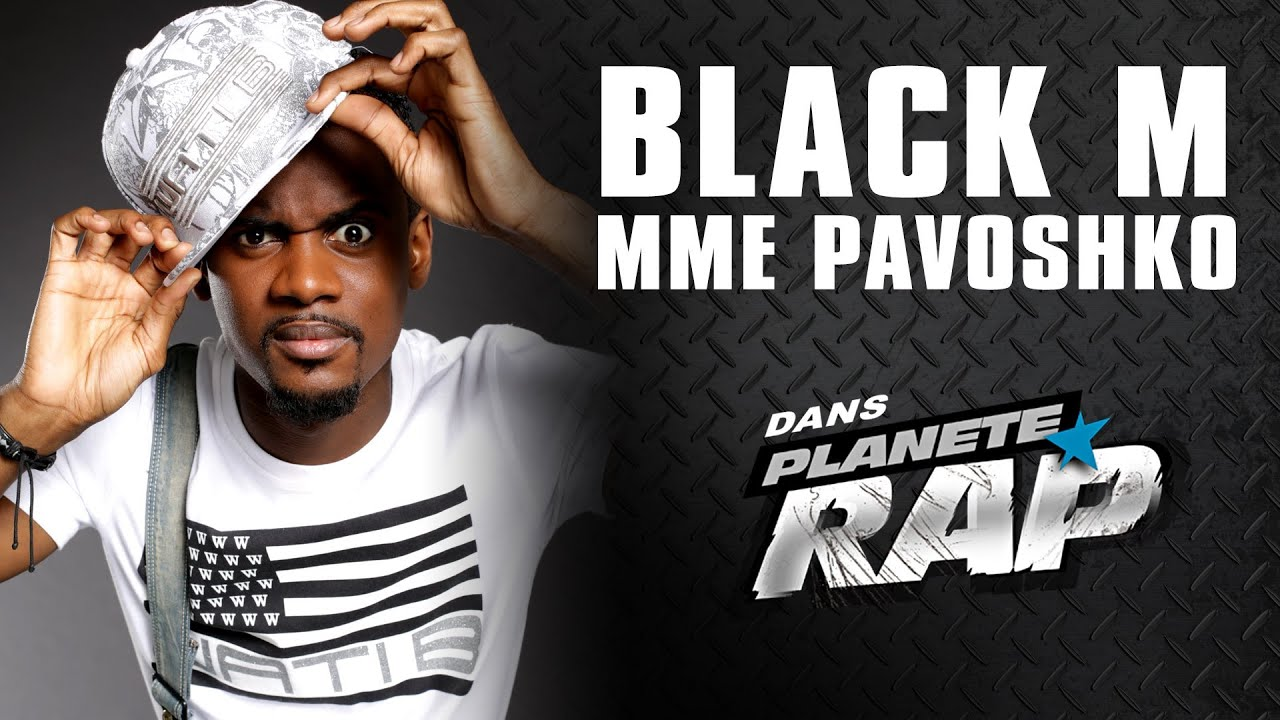 video black m mme pavoshko