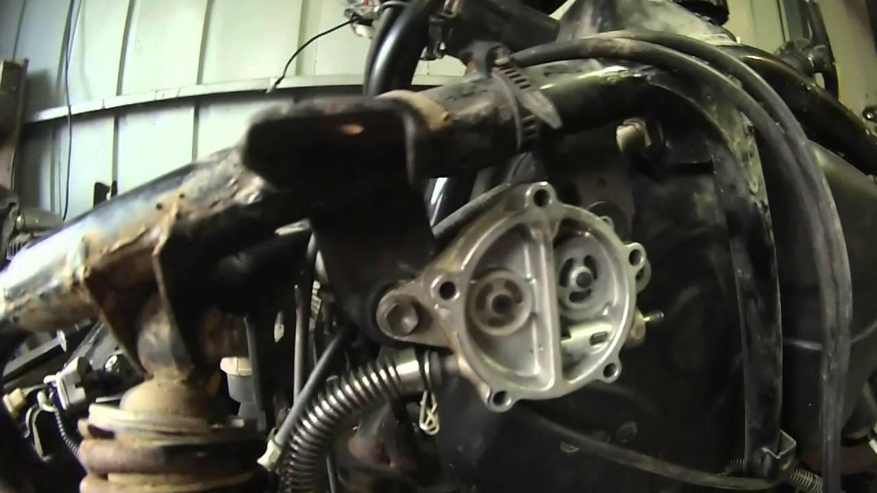 Suzuki King Quad 300 Project  Part 2  Fuel delivery
