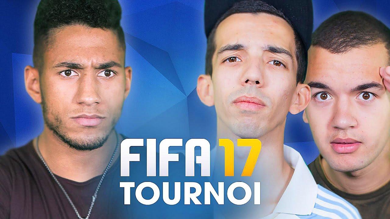 BIGFLO & OLI vs TONY YOKA - Tournoi FIFA 17