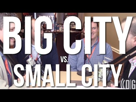 "Episode 37: ""Big City, Big Income or Small Town Small Minds?"""