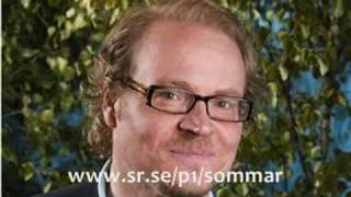 Fredrik Lindström ringer till SJs automatiska telefonsvarare