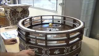Il moto degli astri nel Planetario attribuito a  Pietro Piffetti