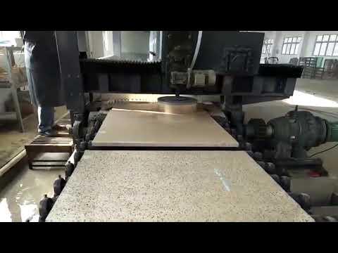 Precast concrete terrazzo tile mosaic cement tile polishing machine