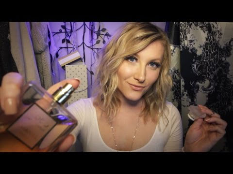 ASMR Cologne & Perfume Shop Roleplay [Personal Attention | Soft Spoken | Whispered]
