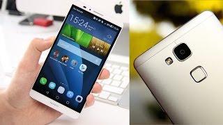 Review: Huawei Ascend Mate 7 (Deutsch)