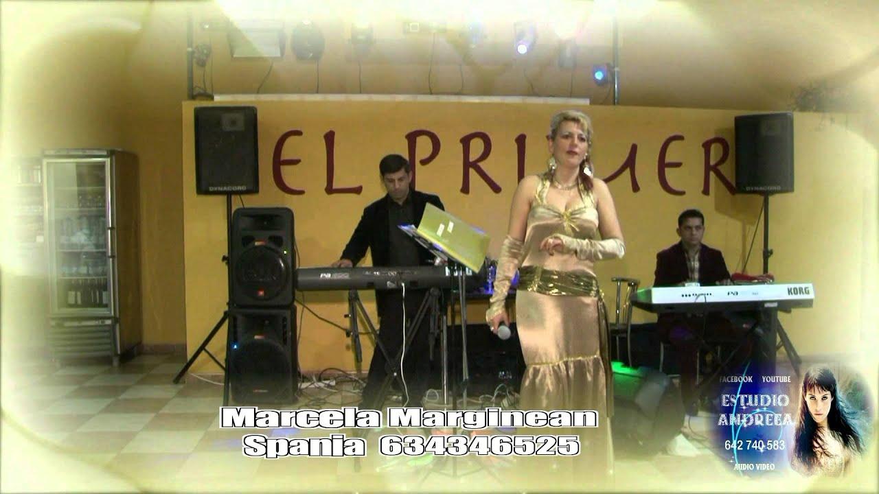 Solista De Muzica Populara Si De Petrecere Marcela Marginean La