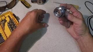 Як видалити зламаний ключ з циліндра замка запалювання