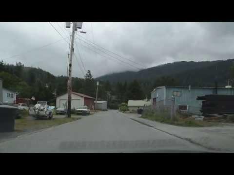Wrangell Alaska Downtown 1