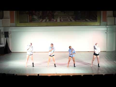 Letting Go - Teresa Elmore Choreography