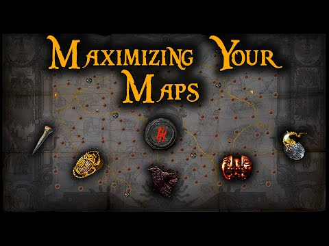 Max Out Your Maps In POE For Crazy Profit And Experience