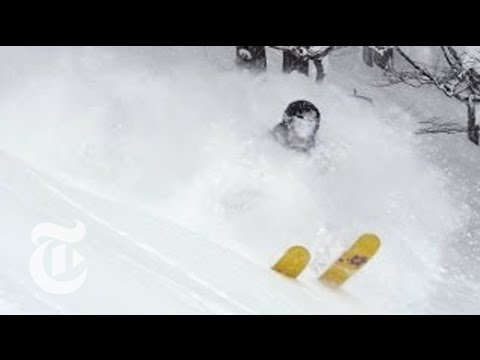 Extreme Skiing - Accidental Detour Leads to Deep Snow | The New York Times