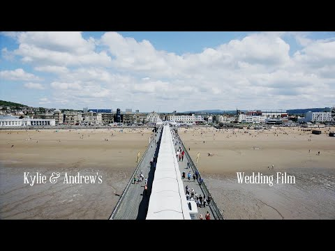 Weston Pier Wedding Film