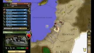 Europa Universalis III in nomine - Road to Jerusalem.wmv