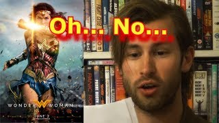 WONDER WOMAN - The WORST film ever MADE?!!! (Spoilers)