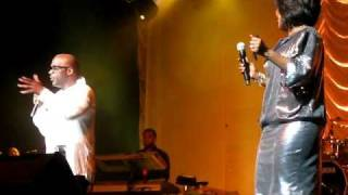 mary mary heaven and bebe cece winans i ll take you there theater at msg 4 9 11