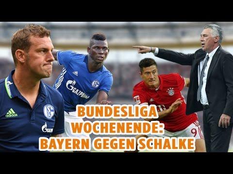 FC Bayern München gegen FC Schalke 04 - Bundesliga Wochenende - BILD Daily Live 08.09.2016