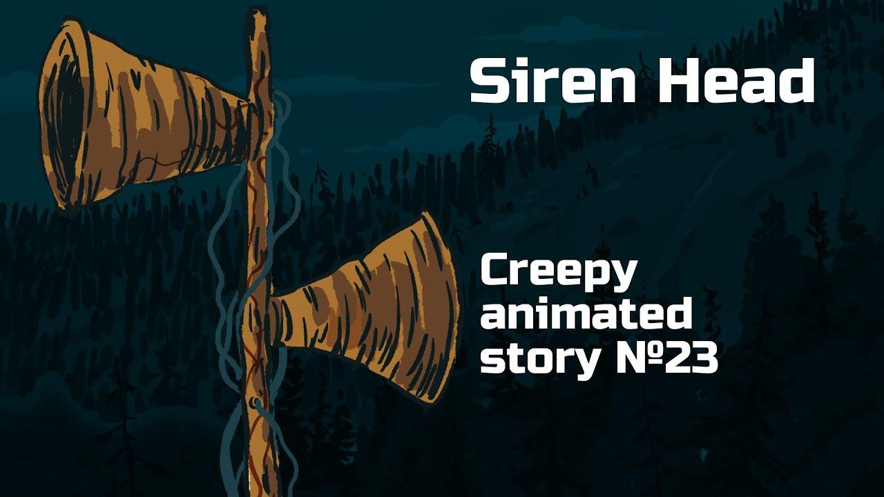 Siren Head Horror Animated Story 23 Animation Youtube